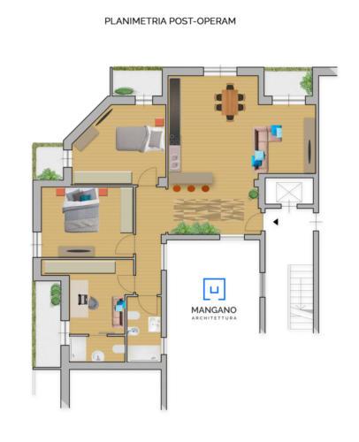 Planimetria Interior Design